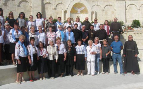 Проща спільноти «Матері в молитві» до Зарваниці