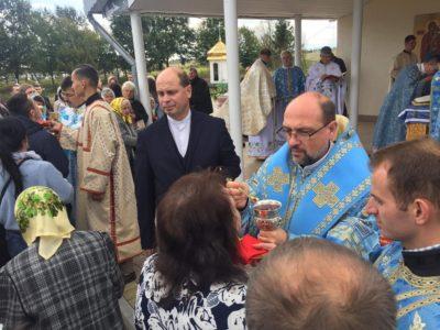 Відбувся відпуст до Воледовголуцької чудотворної ікони Пресвятої Богородиці