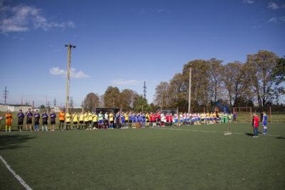 У Стрию відбувся ІІІ міжєпархіальний турнір з міні-футболу серед священнослужителів УГКЦ