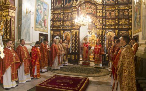 Владика Тарас очолив заупокійні богослужіння за душі померлих з родин вірних Стрийської єпархії