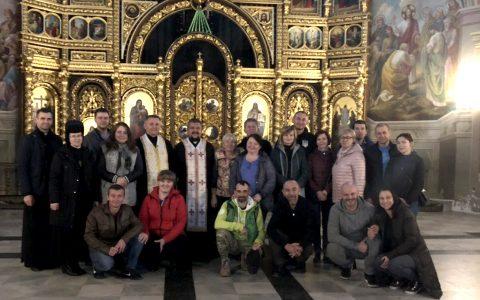 Курс реабілітації воїнів АТО та їхніх родин провели у Гошеві