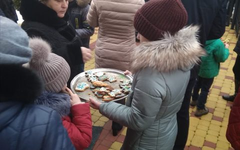 """""""Тиждень добрих справ"""" провели парафіяни с. Кавське"""