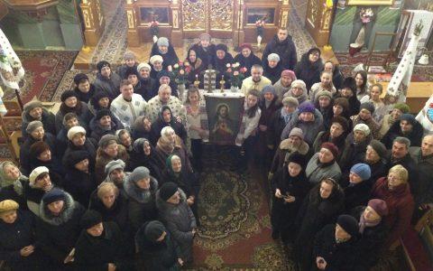 """Спільнота """"Апостольство молитви"""" с. Добряни відсвяткувала 25-ту річницю від заснування"""