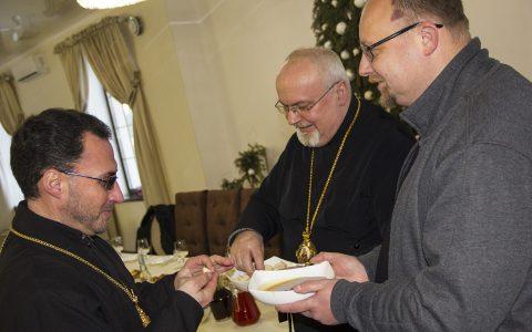 Свято «Різдвяної просфори» у Стрийській єпархії