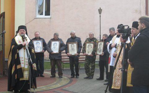 Посвячення каплиці для спільноти воїнів-афганців