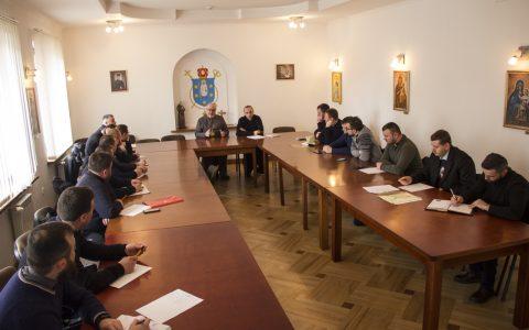 Загальні збори Катехитичної комісії