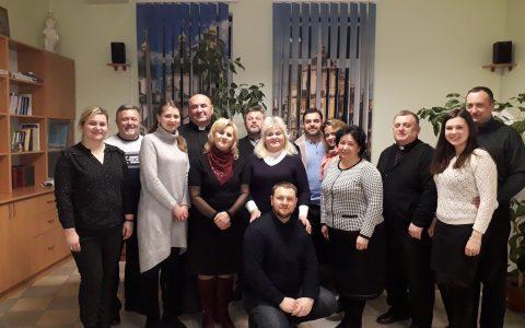 Зустріч священичих сімей Новороздільського деканату