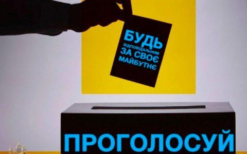 Пам'ятка виборця-християнина щодо усвідомлення відповідальності за власний голос
