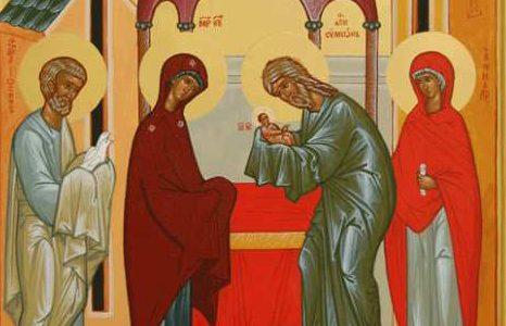 Вітаємо богопосвячених осіб зі святом