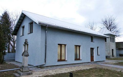 У Заріччі освятили будинок Катехитичної школи