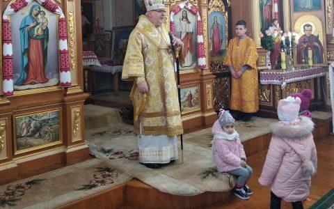 Розпочалася канонічна візитація парафій Стрийської єпархії у 2019 році