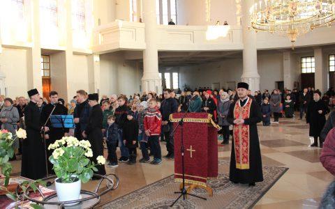 «Місії задля місій», – семінаристи провели Хресну Дорогу в Новому Роздолі