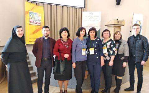 Представники Стрийської єпархії взяли участь у конференції «Теорія і практика міжнародної педагогічної мережі Pilgrim»