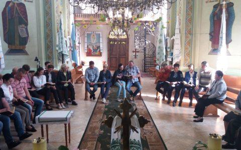Курс «Сім'я – домашня Церква» розпочато у Дашаві