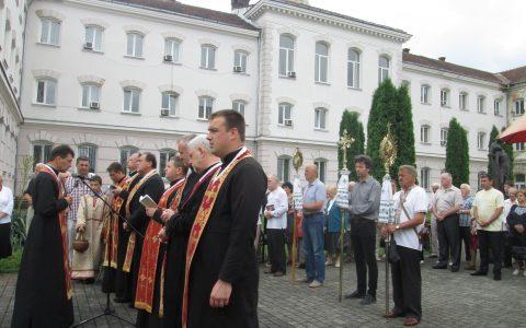 У Стрию вшанували жертв, закатованих у Стрийській тюрмі