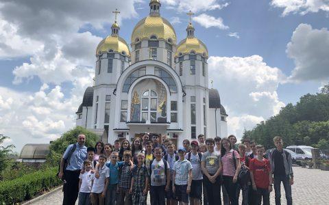 Представники Стрийської єпархії взяли участь у ІІІ Всеукраїнській прощі Марійських та Вівтарних дружин у Зарваниці