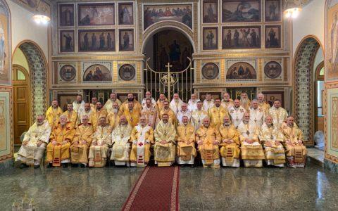 Комунікат Синоду Єпископів Української Греко-Католицької Церкви 2019 року