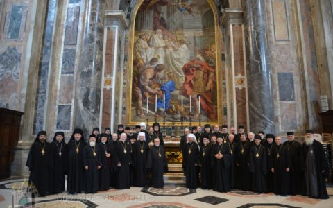 Постанови Синоду Єпископів УГКЦ 2019 року