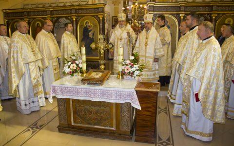 Проща священничих родин Стрийської єпархії