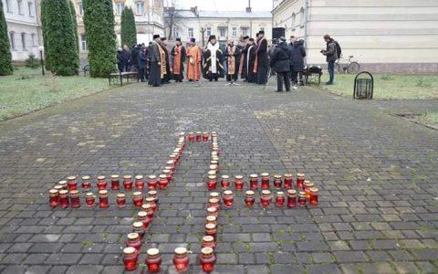 Віче-реквієм з вшанування пам'яті жертв Голодомору
