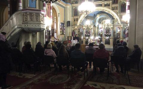У Стрию молитовно вшанували святого священномученика Йосафата Кунцевича та усіх новомучеників УГКЦ