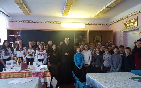 Школярі с. Бережниця відзначили 150-річчя від дня народження блаженного Климентія Шептицького