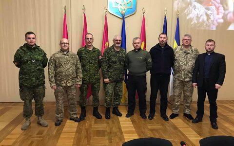 Представники Стрийської єпархії взяли участь у XIII Всеукраїнській конференції військових капеланів УГКЦ