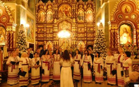 """У Стрию розпочався фестиваль колядок і щедрівок """"Різдвяна Стрийщина"""""""