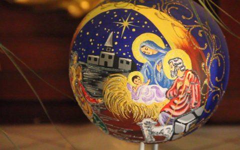 Святкування «Різдвяної просфори»