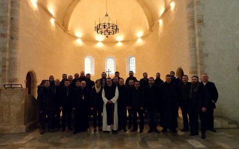 Владика Богдан взяв участь у семінарі для священників, який відбувся у Бельгії