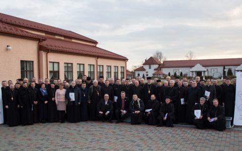 Відбувся Собор Стрийської єпархії на тему: «Еміграція, поселення і глобальна єдність УГКЦ»