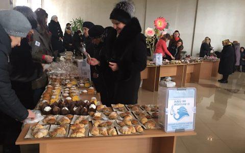 «Життя – дар Божий», – парафії Стрийської єпархії долучилися до благодійної акції на підтримку онкохворих дітей