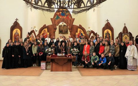 """У Стрию відбулася IV регіональна зустріч молодіжної спільноти """"Голоси Слова"""""""