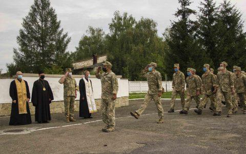 В Стрию відзначили День «захисників українського неба»