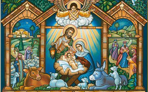 Різдвяне послання духовенству, монашеству та вірним Стрийської єпархії УГКЦ