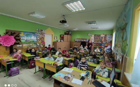 Майже чотирьом сотням стрийських школярів розповіли про відповідальність за створений Богом світ