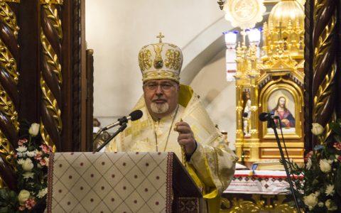 «Святий Стефан є викликом для нас, щоб свідчити про нашу віру в повсякденних ситуаціях нашого життя», – владика Тарас