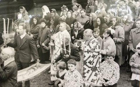 УГКЦ в підпіллі: спогади о.Івана Барабаша