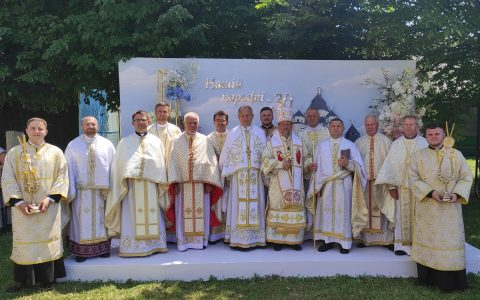 Парафія святих Петра і Павла в м. Стрию молитовно відсвяткувала 30-ліття від заснування