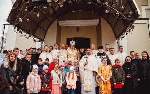 У Гірському відсвяткували 200-ліття храму